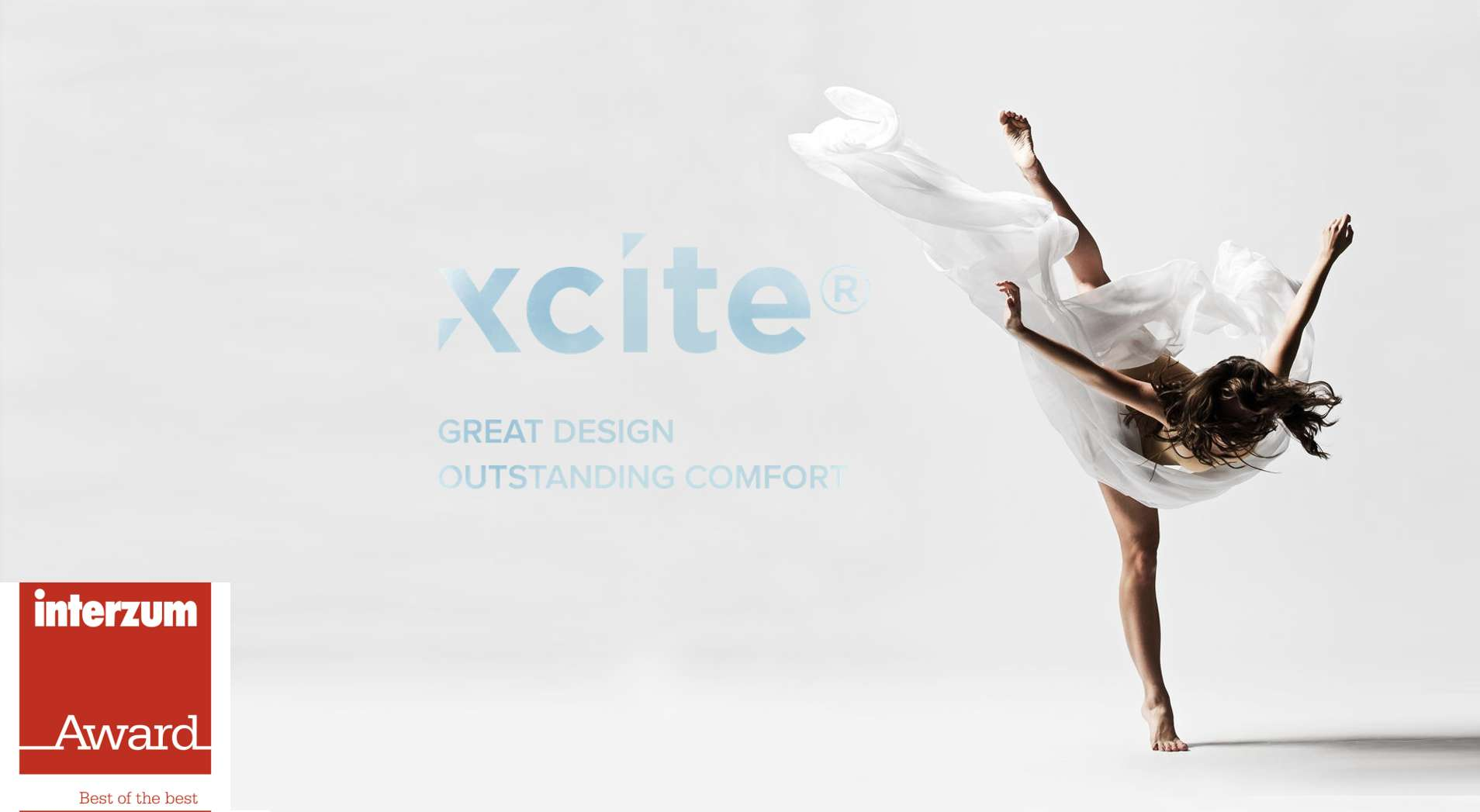 Hero image for XCITE®