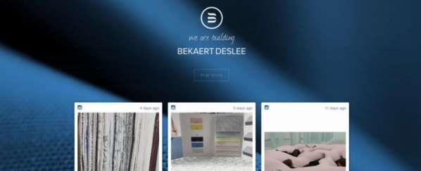 Find out more about BekaertDeslee on www.bekaertdeslee.com