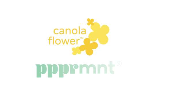 Introducing two new technologies Canola Flower™ and PPPRMNT®